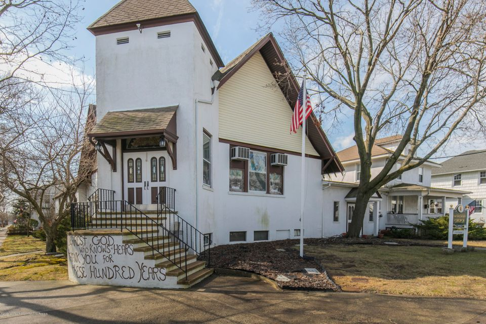 Commercial for Sale at 507 Garfield Avenue 507 Garfield Avenue Avon, New Jersey 07717 United States