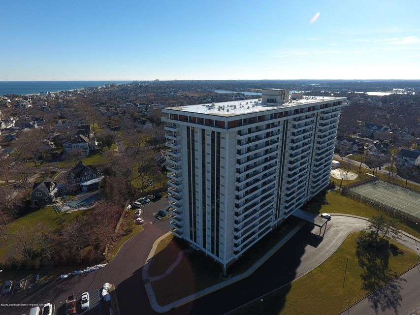 Condominium for Rent at 1 Channel Drive 1 Channel Drive Monmouth Beach, New Jersey 07750 United States