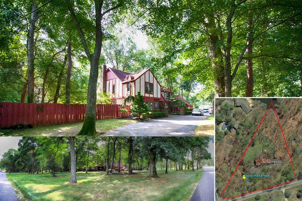 獨棟家庭住宅 為 出售 在 40 Neiman Road 40 Neiman Road Lakewood, 新澤西州 08701 美國