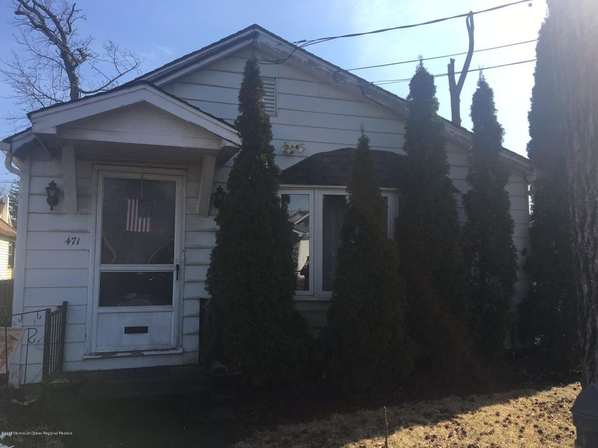 Casa para uma família para Venda às 471 Brookside Avenue 471 Brookside Avenue Laurence Harbor, Nova Jersey 08879 Estados Unidos