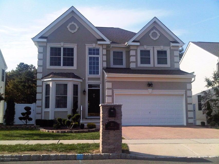 Casa Unifamiliar por un Venta en 21 Palisades Road 21 Palisades Road Old Bridge, Nueva Jersey 08857 Estados Unidos
