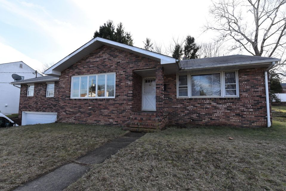 Single Family Home for Sale at 31 Davison Avenue 31 Davison Avenue Jamesburg, New Jersey 08831 United States