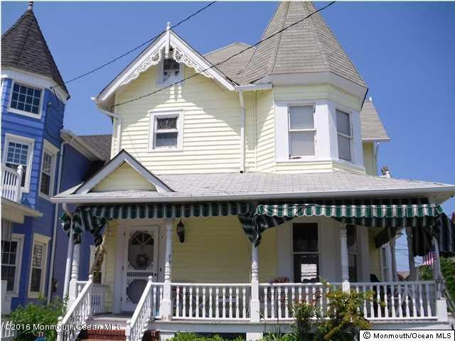 Single Family Home for Rent at 21 Pitman Avenue 21 Pitman Avenue Ocean Grove, New Jersey 07756 United States