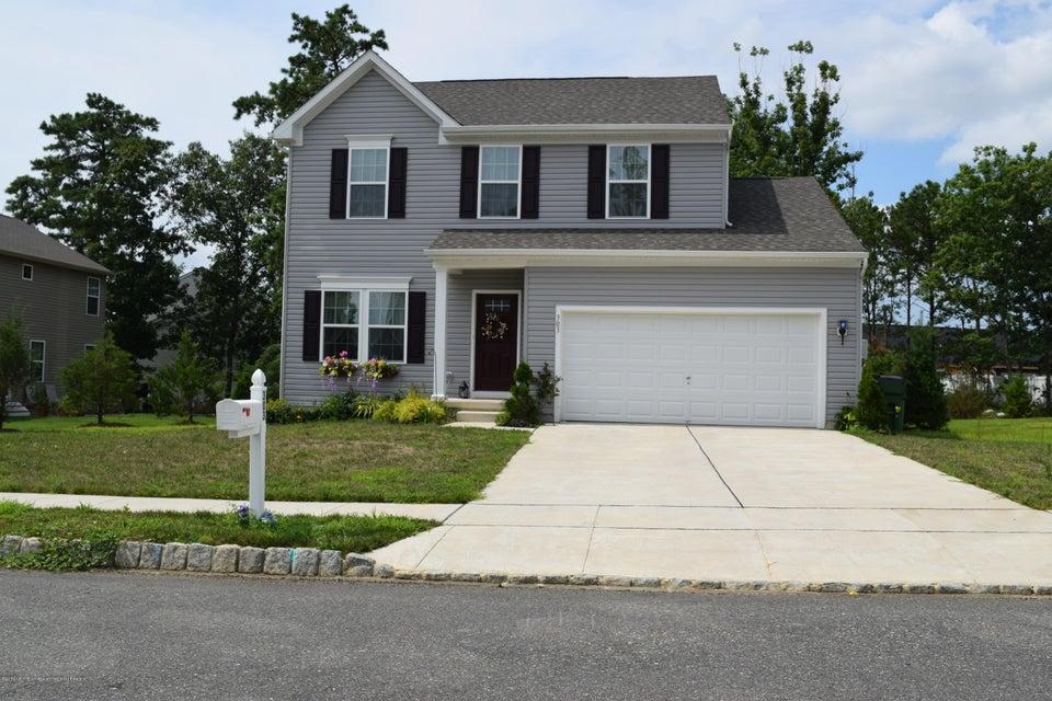 独户住宅 为 销售 在 303 Sea Pines Drive 303 Sea Pines Drive 蛋港镇, 新泽西州 08234 美国