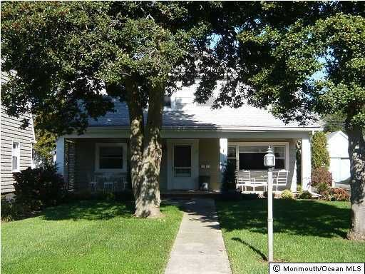 Single Family Home for Rent at 113 Stockton Boulevard 113 Stockton Boulevard Sea Girt, New Jersey 08750 United States