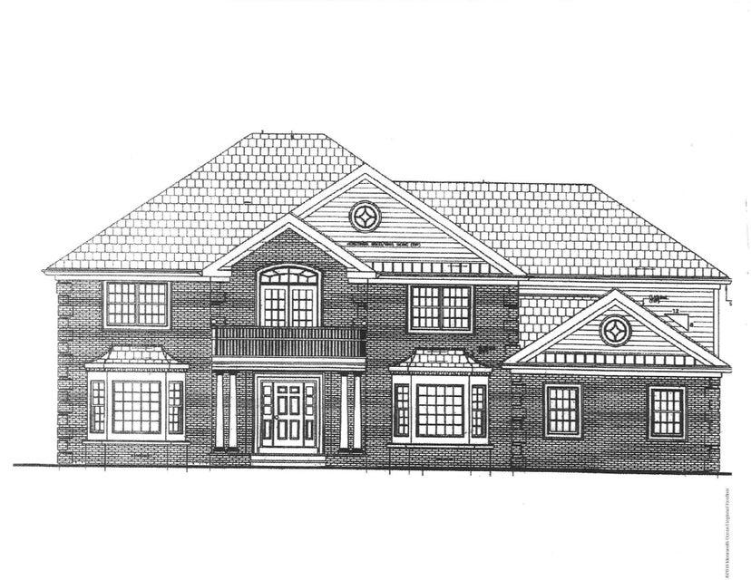 Частный односемейный дом для того Продажа на 175 River Road 175 River Road Monroe, Нью-Джерси 08831 Соединенные Штаты