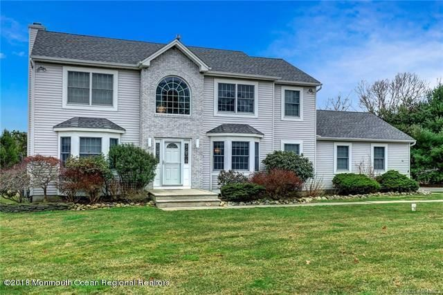 Single Family Home for Sale at 21 Country Road 21 Country Road Manahawkin, New Jersey 08050 United States