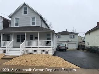 Single Family Home for Sale at 606 Mccabe Avenue 606 Mccabe Avenue Bradley Beach, New Jersey 07720 United States