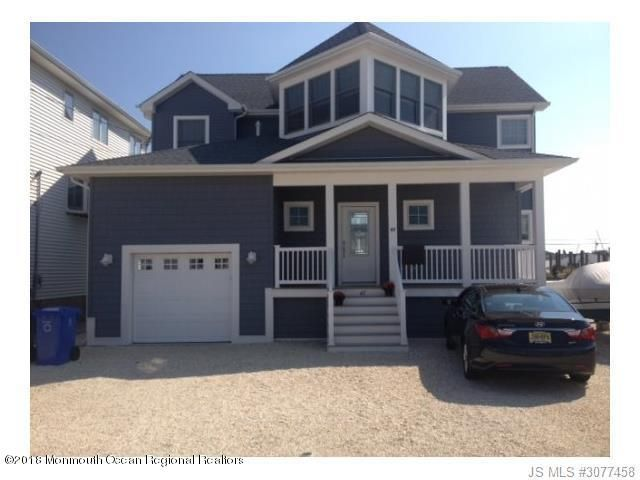Single Family Home for Sale at 47 Andrew Drive 47 Andrew Drive Beach Haven West, New Jersey 08050 United States