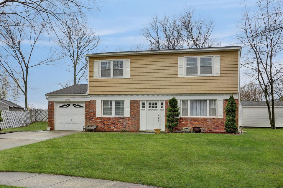 Single Family Home for Sale at 55 Croman Court 55 Croman Court Hazlet, New Jersey 07730 United States