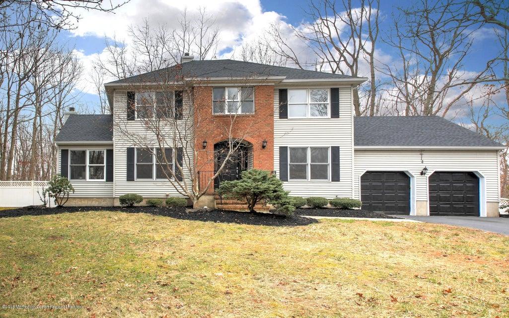 Частный односемейный дом для того Продажа на 4 Jessica Court 4 Jessica Court Jackson, Нью-Джерси 08527 Соединенные Штаты