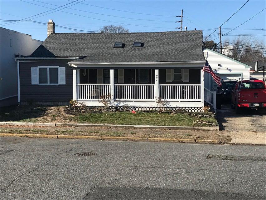 Vivienda unifamiliar por un Alquiler en 724 Walling Avenue 724 Walling Avenue Lake Como, Nueva Jersey 07719 Estados Unidos