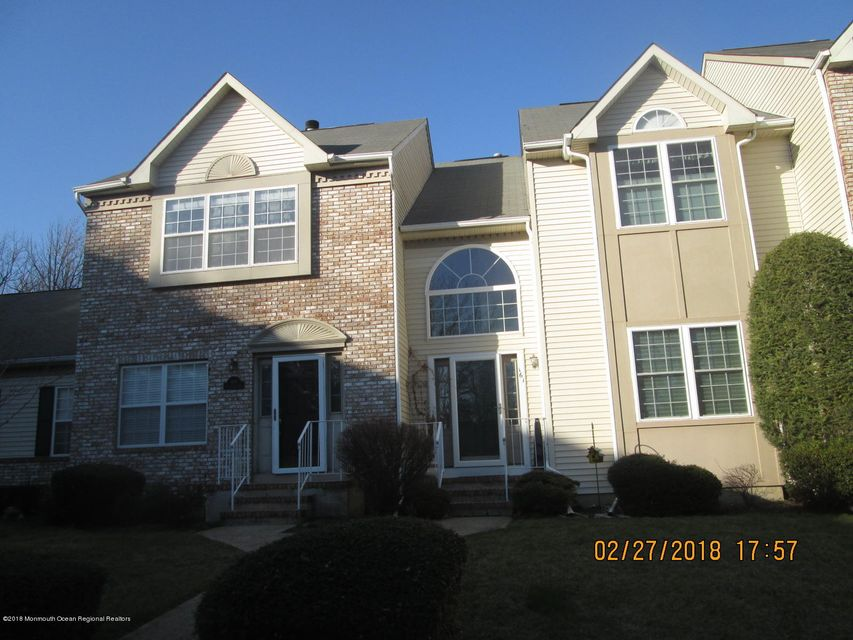 160  Yarmouth Court, Holmdel, New Jersey