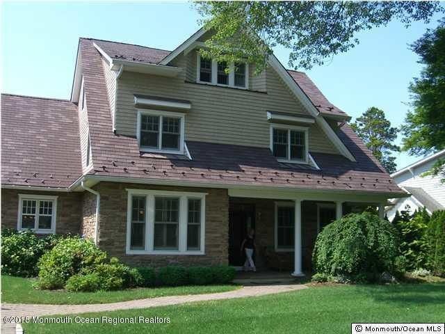 Single Family Home for Rent at 306 Chicago Boulevard 306 Chicago Boulevard Sea Girt, New Jersey 08750 United States