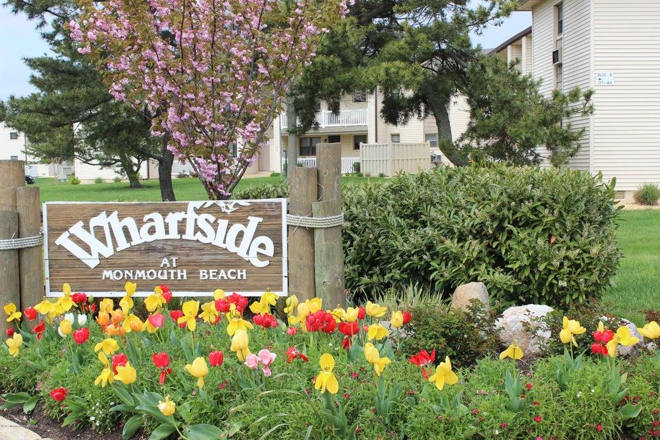 Appartement en copropriété pour l à louer à 181 Wharfside Drive 181 Wharfside Drive Monmouth Beach, New Jersey 07750 États-Unis