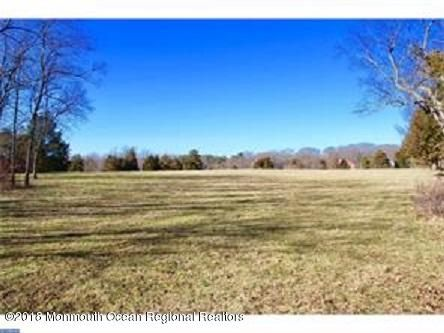 Land for Sale at 183 Highland Road 183 Highland Road Jobstown, New Jersey 08041 United States
