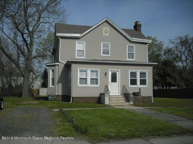 Multi-Family Home for Sale at 732 Main Street 732 Main Street Belford, New Jersey 07718 United States