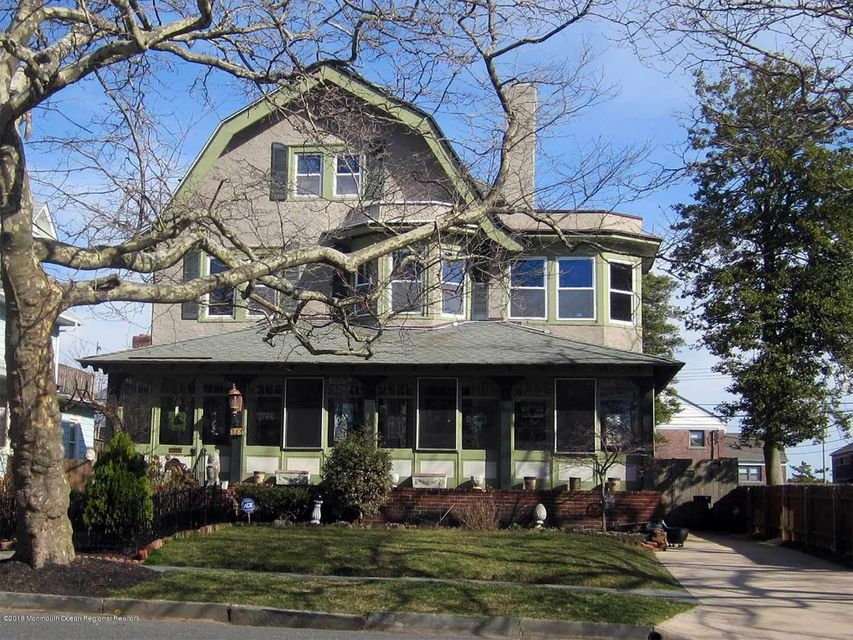 Single Family Home for Sale at 311 8th Avenue 311 8th Avenue Asbury Park, New Jersey 07712 United States