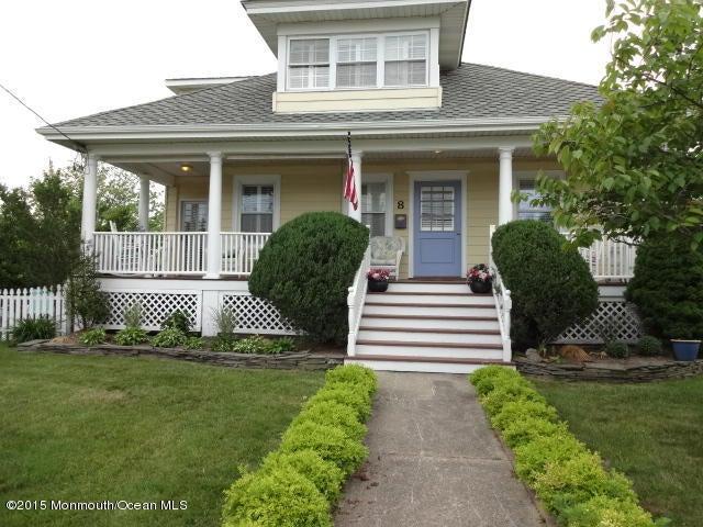 Maison unifamiliale pour l à louer à 8 Riverdale Avenue 8 Riverdale Avenue Monmouth Beach, New Jersey 07750 États-Unis