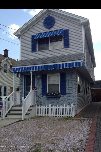 Single Family Home for Rent at 115 Kearney Avenue 115 Kearney Avenue Seaside Heights, New Jersey 08751 United States