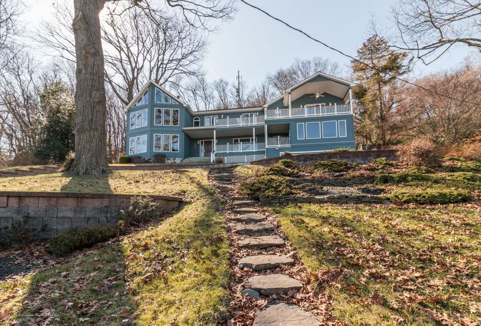 Single Family Home for Rent at 145 Portland Road 145 Portland Road Highlands, New Jersey 07732 United States