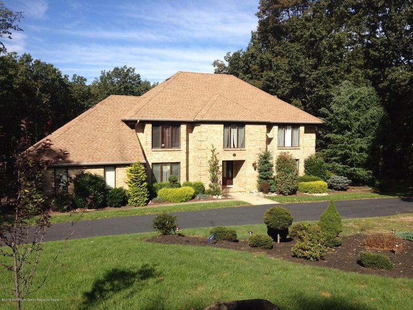 Casa para uma família para Venda às 15 Cheryl Lane 15 Cheryl Lane Clarksburg, Nova Jersey 08510 Estados Unidos