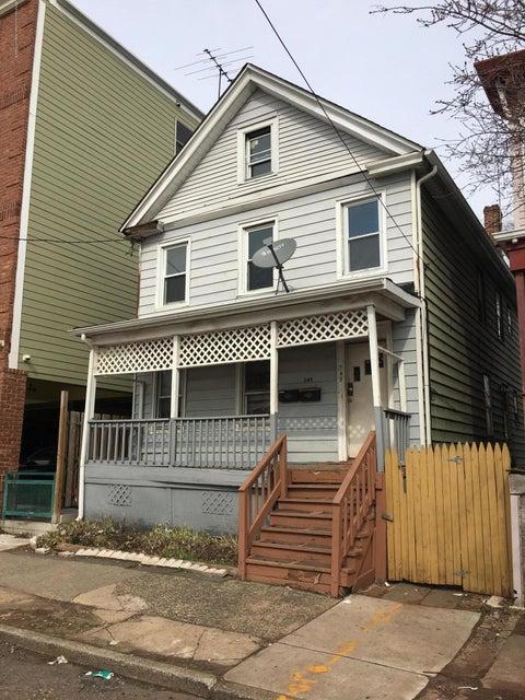 Vivienda multifamiliar por un Venta en 349 Seaman Street 349 Seaman Street New Brunswick, Nueva Jersey 08901 Estados Unidos