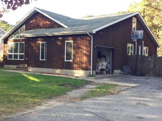 단독 가정 주택 용 매매 에 504 Vanderbilt Avenue 504 Vanderbilt Avenue Bayville, 뉴저지 08721 미국