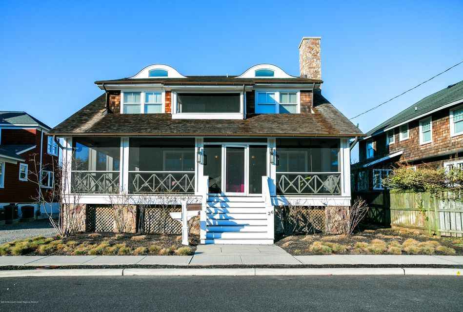 Single Family Home for Sale at 26 Goetze Street 26 Goetze Street Bay Head, New Jersey 08742 United States