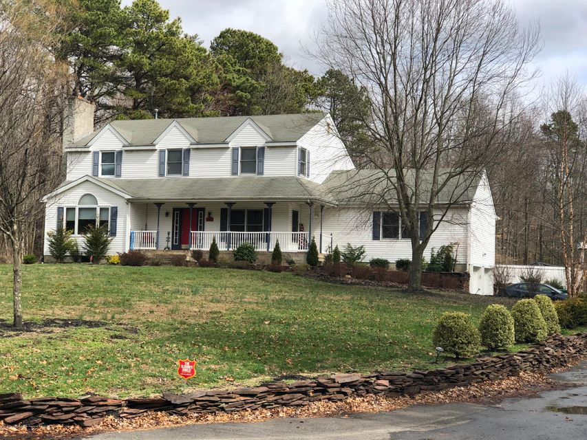 Single Family Home for Sale at 264 Brindletown Road 264 Brindletown Road New Egypt, New Jersey 08533 United States