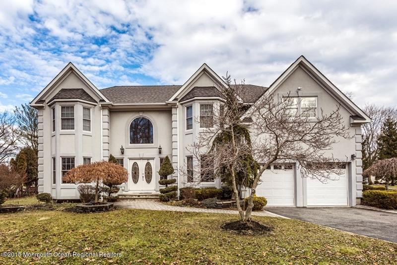 獨棟家庭住宅 為 出租 在 27 Church Road 27 Church Road Morganville, 新澤西州 07751 美國