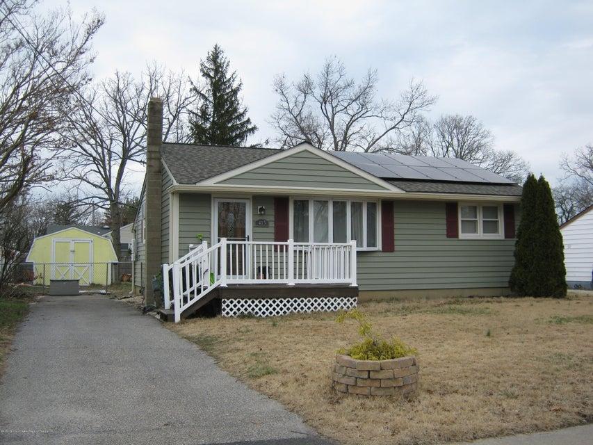 一戸建て のために 賃貸 アット 413 Maple Street 413 Maple Street Lakehurst, ニュージャージー 08733 アメリカ合衆国