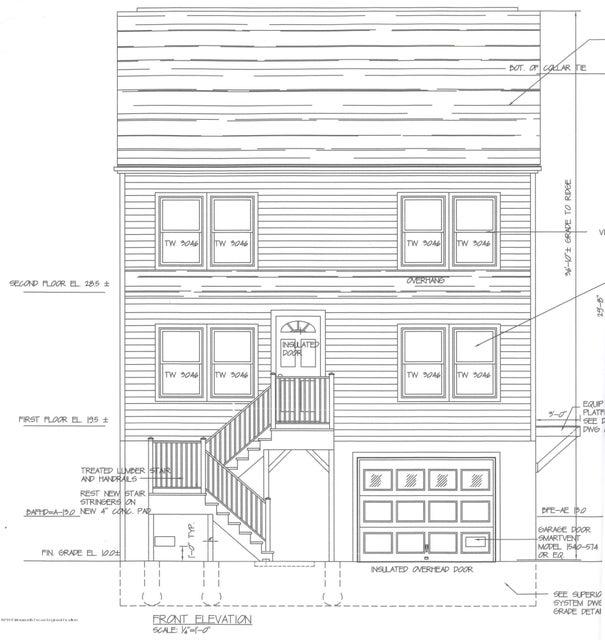Maison unifamiliale pour l Vente à 713 Bayview Avenue 713 Bayview Avenue Union Beach, New Jersey 07735 États-Unis