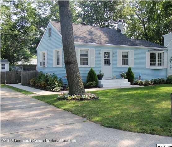 獨棟家庭住宅 為 出售 在 2307 Bert Avenue 2307 Bert Avenue Point Pleasant, 新澤西州 08742 美國
