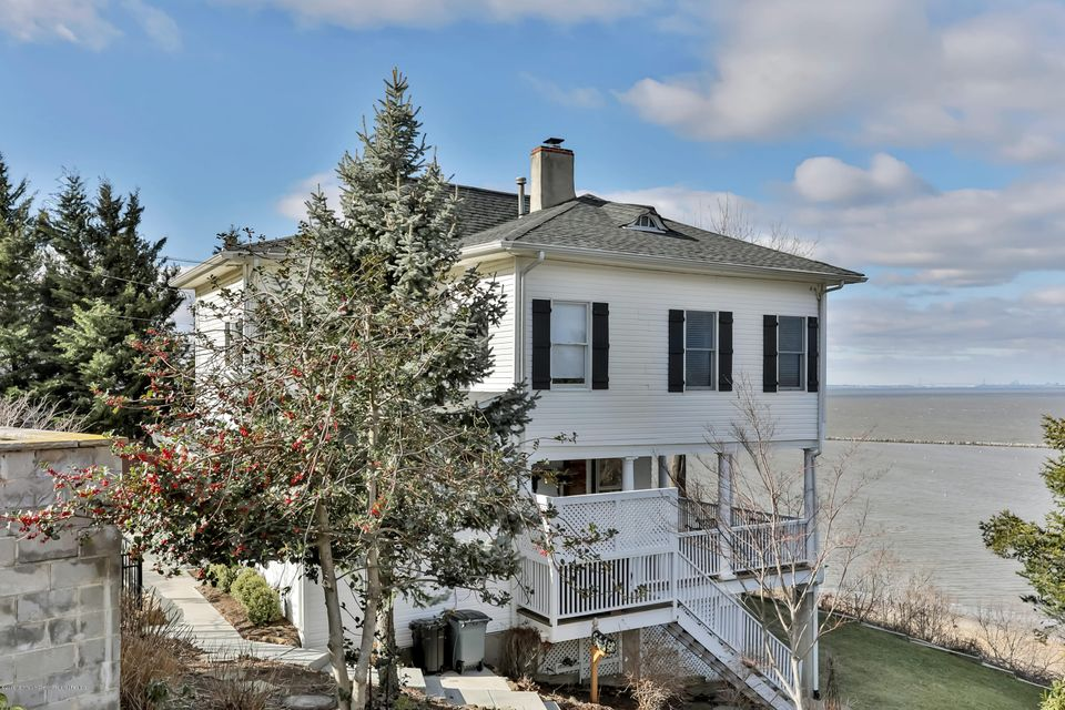 House for Sale at 134 Ocean Boulevard 134 Ocean Boulevard Atlantic Highlands, New Jersey 07716 United States