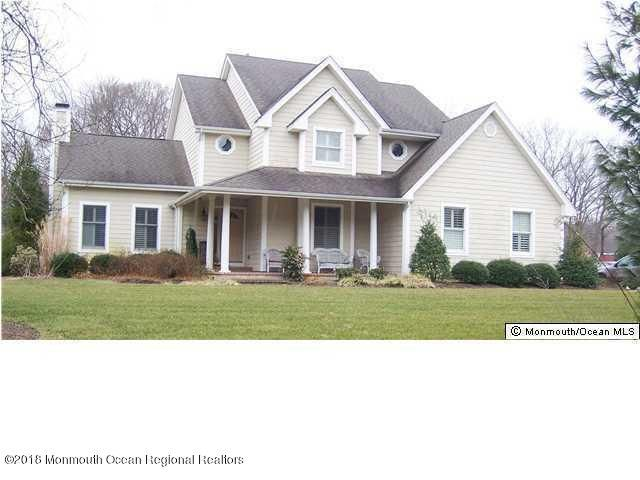 House for Sale at 3417 Hurley Pond Road 3417 Hurley Pond Road Wall, New Jersey 07719 United States