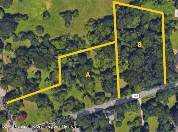Đất đai vì Bán tại 911-A Navesink River Road 911-A Navesink River Road Locust, New Jersey 07760 Hoa Kỳ