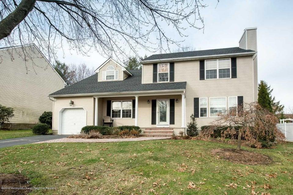 Single Family Home for Sale at 63 Brady Road 63 Brady Road Shrewsbury, New Jersey 07702 United States