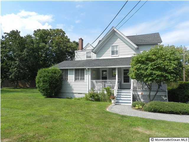 Casa para uma família para Locação às 2 Club Circle 2 Club Circle Monmouth Beach, Nova Jersey 07750 Estados Unidos