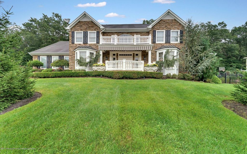 Single Family Home for Sale at 26 Alexis Drive 26 Alexis Drive Farmingdale, New Jersey 07727 United States