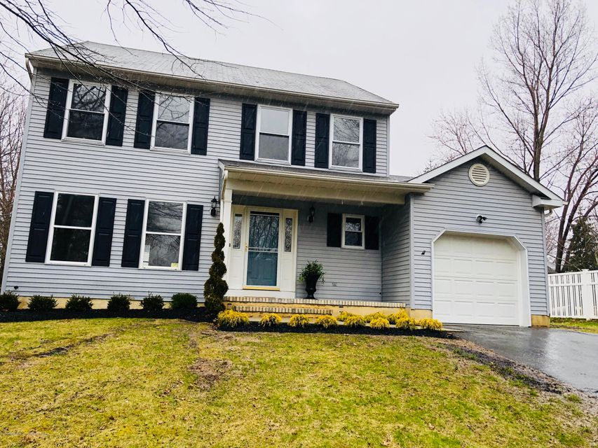 Single Family Home for Sale at 13 Marcy Drive 13 Marcy Drive Neptune, New Jersey 07753 United States