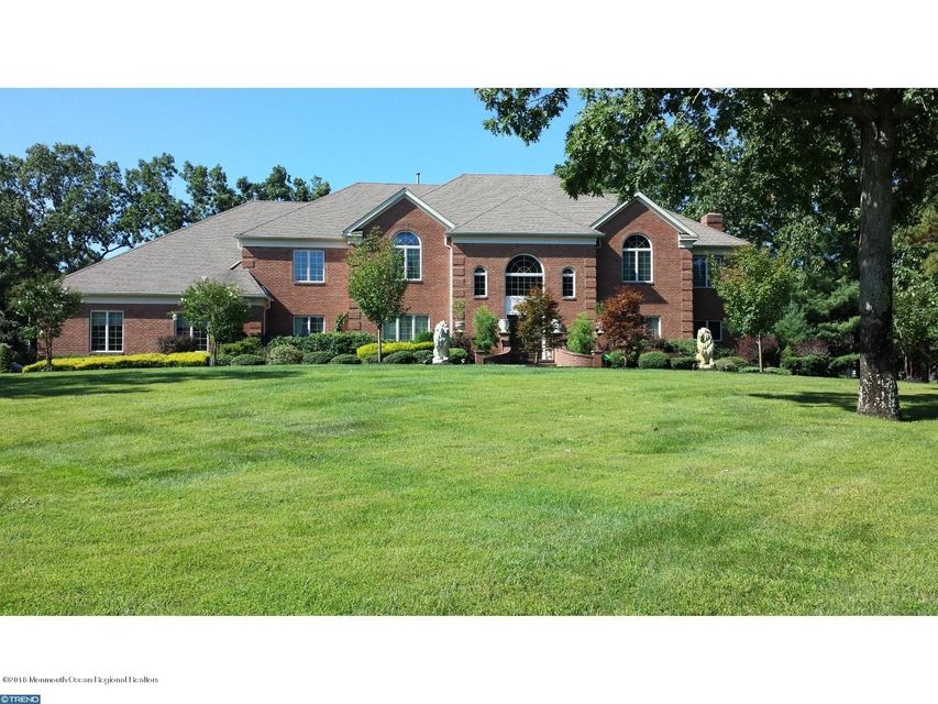 Single Family Home for Sale at 1 Wintergreen Court 1 Wintergreen Court Clarksburg, New Jersey 08510 United States