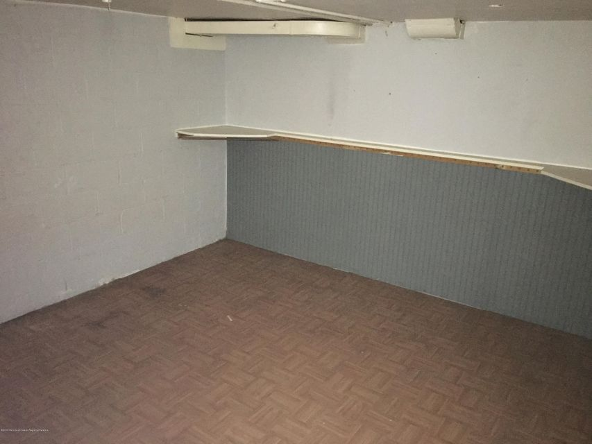 Basement Work Shop