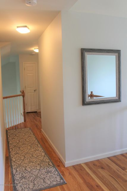 Bright and open Upstairs hallway