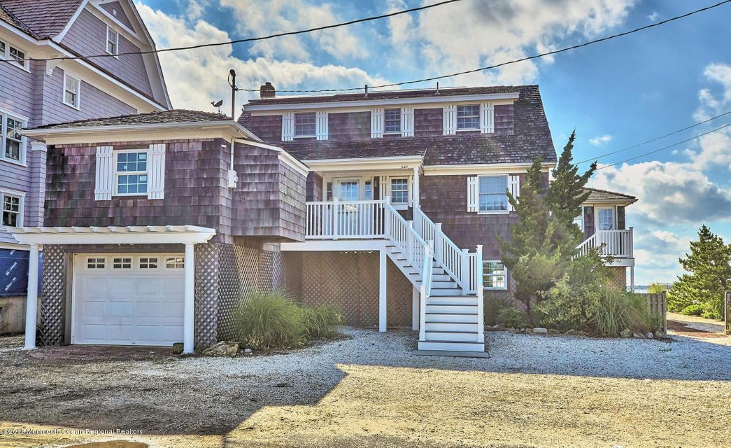 Single Family Home for Rent at 547 Normandy Drive 547 Normandy Drive Normandy Beach, New Jersey 08739 United States