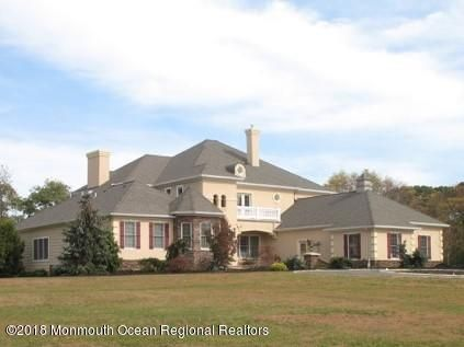 Single Family Home for Sale at 101 Meirs Road 101 Meirs Road Cream Ridge, New Jersey 08514 United States
