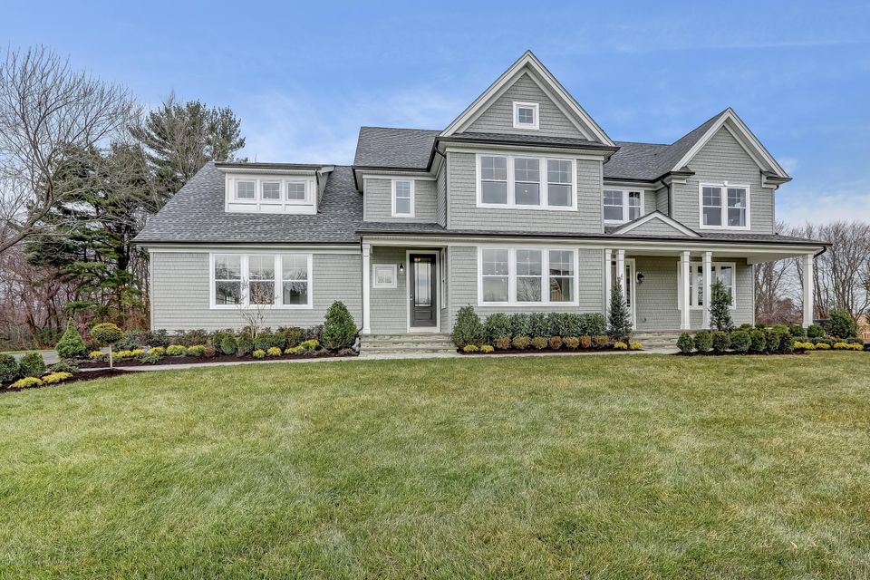 Частный односемейный дом для того Продажа на 2 Captiva Lane 2 Captiva Lane Marlboro, Нью-Джерси 07746 Соединенные Штаты