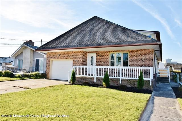Single Family Home for Sale at 502 Lafayette Boulevard 502 Lafayette Boulevard Brigantine City, New Jersey 08203 United States
