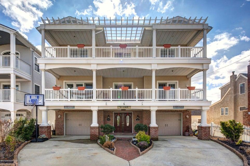 Частный односемейный дом для того Продажа на 31 12th Avenue 31 12th Avenue Seaside Park, Нью-Джерси 08752 Соединенные Штаты