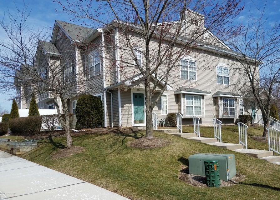 Condominio por un Alquiler en 2801 Kapalua Court 2801 Kapalua Court Freehold, Nueva Jersey 07728 Estados Unidos
